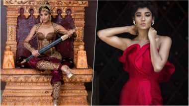 Miss Universe 2018: Nehal Chudasama from India as Rani Rudhramadevi for National Costume Round in Thailand – See Pic